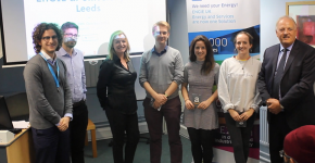 Leeds University Hackathon
