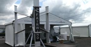 CES 2018 – Fairwind, des éoliennes recyclables pour un monde plus vert