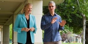 Les 1ers produits de l'alliance Apple/IBM attendus en novembre