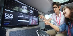 Samsung présente la future nouvelle norme 5G