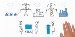Innovations by GDf SUEZ : What exactly is a smart grid ?