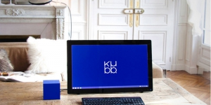 French innovation, Kubb, a compact and energy-efficient computer