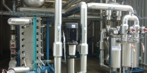 Ice slurry generator, energy storage solution, nominated for the CFIA Innovation Trophies