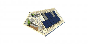 Aerovoltaic, innovation in solar energy world