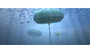 In Australia, the first wave energy power plant connected to the energy grid
