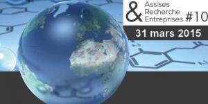 GDF SUEZ partenaire de la 10ème édition des Assises Recherche Entreprises de Reims le 31/03/2015