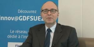 Call for applications by Stéphane Quéré, Senior VP Innovation GDF SUEZ