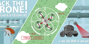 ​OpenInnov by GDF SUEZ launches the world's first Drone Hackathon!