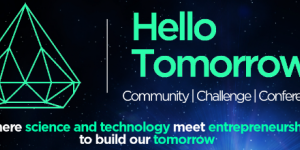 GDF SUEZ partenaire de l'édition 2015 du Hello Tomorrow Challenge