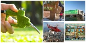 Vu sur le web : biogaz, drones, hydrogène, etc...