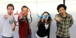 « Hack the Drone » : Succès pour le hackathon organisé par ENGIE