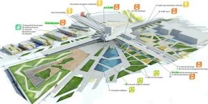 Astana, modèle de ville durale ? Quand les entreprises françaises mobilisent leur savoir-faire