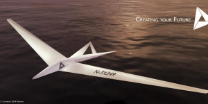 "Charles Venayre: ""Novalta prepares for the shift of use professionals make of drones"