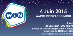 La Waoup Innovation Night pour réinventer l'entrepreneuriat