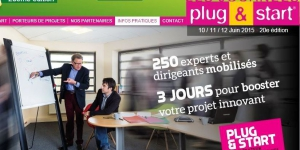 ​ENGIE partners with the Journées Plug&Start from June 10th-15th 2015