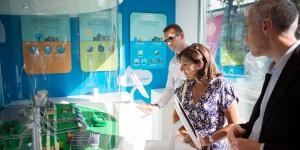 ENGIE expose des démonstrateurs de solutions pour lutter contre le dérèglement climatique