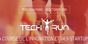 Win number bibs for the first TechRun