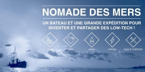 ENGIE embarque à bord de Nomade des Mers