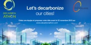 Un Decarbonathon pour réduire les émissions de CO2 de nos villes