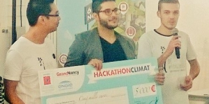 Relive the climate Hackathon in Nancy
