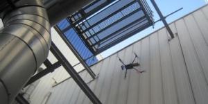Drones et robots simplifient l'entretien des centrales