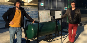 ​INEVAL, winner of the call for projects for mini-biogas plants