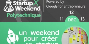 ​OpenInnov partenaire du Start-Up week-end de Polytechnique