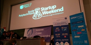 ​ENGIE au start-up week-end de l'X