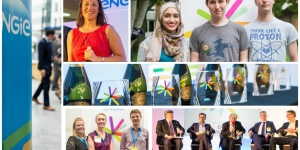 ENGIE Innovation Week 2016 in the UK : putting  the UK on the innovation map!