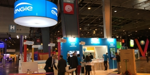 ​ENGIE au cœur de l'éco système de l'innovation à Viva Technology Paris