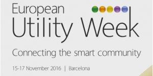 Du 15 au 17 novembre ENGIE sera à la European Utility Week à Barcelone !