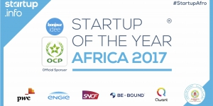 "Bonjour Idée and OCP launch the ""Startup of the Year Africa 2017"" award"