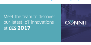 CONNIT, with ENGIE at CES 2017