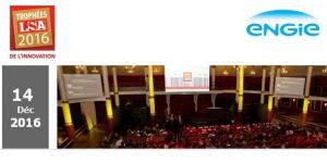 ENGIE partenaire des Trophées LSA de l'Innovation 2016