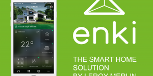 Enki, the smart home solution by Leroy Merlin