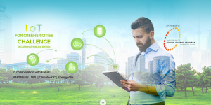 IoT for greener cities Challenge