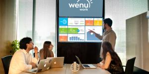 Wenu Work : Gestion matérielle de la consommation d'énergie... en temps réel