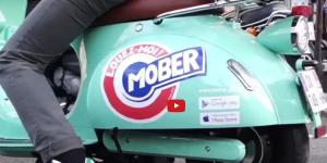 Mober, les scooters électriques qui veulent ré-inventer la ville