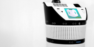 Diya 0ne, the world's first anti-pollution robot, will be at Vivatech with ENGIE