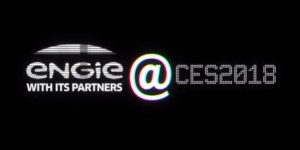 ENGIE and partners at CES 2018
