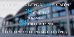 Rencontre startups et experts ENGIE