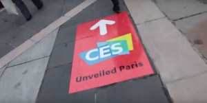 CES Unveiled Paris 2017