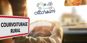 Atchoum, an on-demand rural transportation solution
