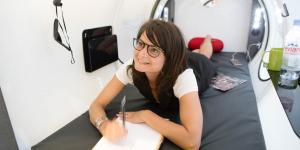 Adilson démocratise la micro sieste en entreprise