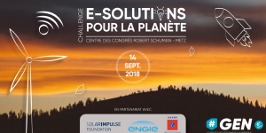 E-solutions challenge for the planet