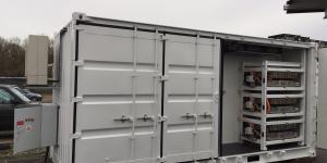 CONNECTED ENERGY: Smart Energy Storage