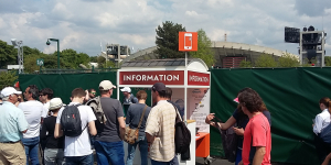 Solar energy at Roland-Garros via Armor and ENGIE