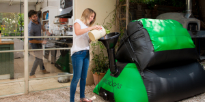 ENGIE New Ventures investit dans HomeBiogas