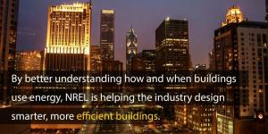 CES 2019 - NREL, Pousser les technologies vertes vers le marché