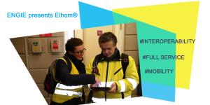 CES 2019 : ELHOM® Solution sur le stand ENGIE & Partners